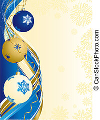 xmas abstract background - Vector illustrationn - xmas...