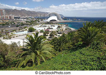 Santa Cruz de Tenerife, Canary Islands, Spain