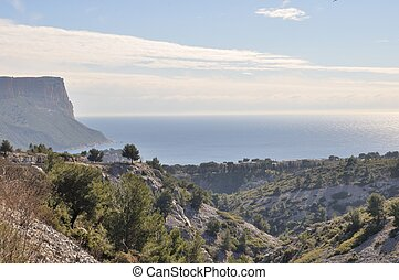 Cassis - France, Bouches du Rhone, Cassis,
