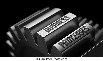 Business Processes on the Metal Gears - Business Processes...