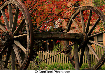 carrito, ruedas,