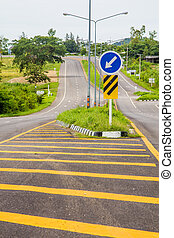 highroad in thailand