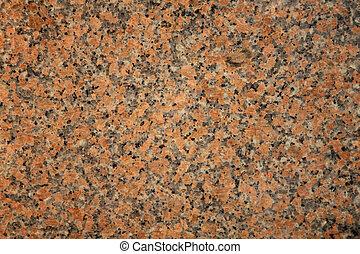 granito, textura
