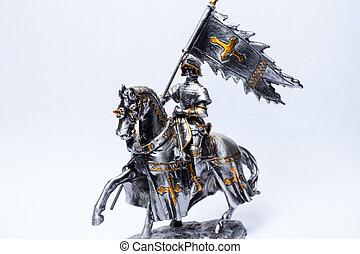Knights Templar Miniature
