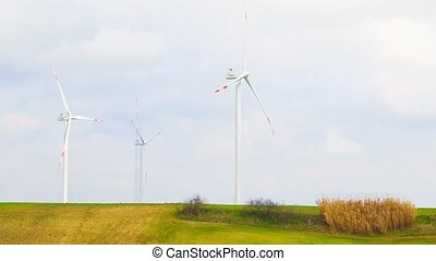 wind renewable energy turbines - wind energy turbines are...