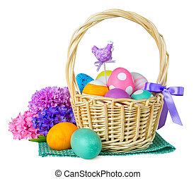 蛋, 花, 復活節