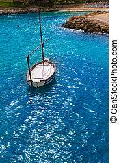 Mallorca Cala Vinyes Vinas beach Calvia Mallorca - Mallorca...