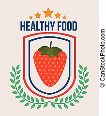 Healthy lifestyle design - Healthy lifestyle, vector...