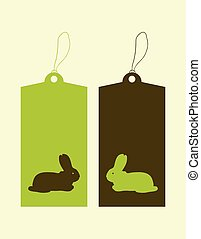 special Easter price tag