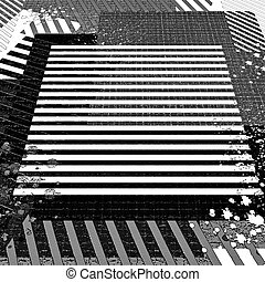 Grunge textured background. Illustration.