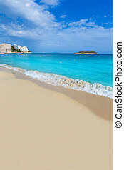 Mallorca Magaluf Magalluf beach in Calvia Mallorca at...