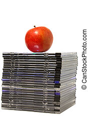 Apple and cd