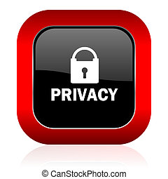Privacy icon Stock Illustrations. 33,901 Privacy icon clip ...
