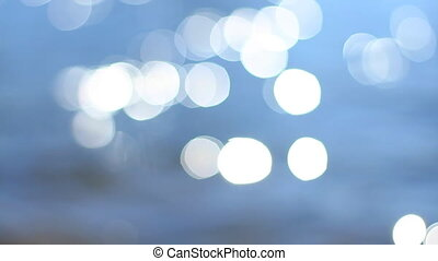 Abstract background in water - Abstract blurry background...