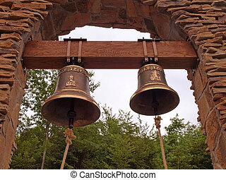 Bells at a temple