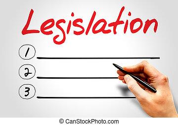 legislación,