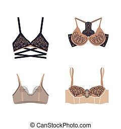 fashion bra