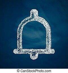 Campana, icono,