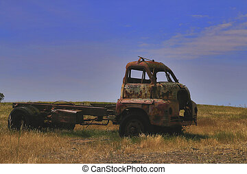 Old Truck   - Old Truck