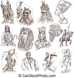 Rulers - An hand drawn collection (full sized) - Rulers -...