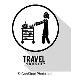 Travel desgin - Travel icon design, vector illustration over...
