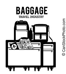 Travel desgin - Travel icon design, vector illustration over...