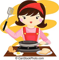 Cooking Mom