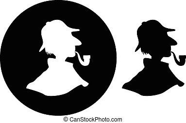 Detective Symbol