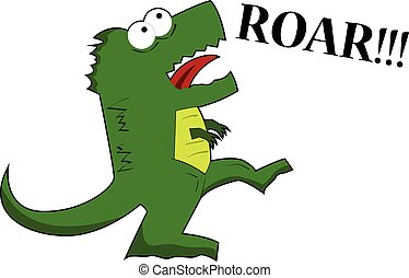 Dino Cartoon