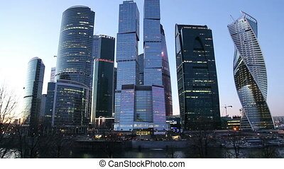 Skyscrapers, Moscow, Russia - Skyscrapers International...