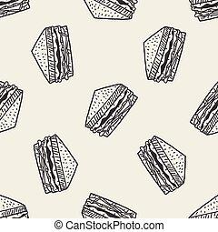 Doodle Sandwich