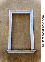 bricked window - the window in a house was bricked up saving...