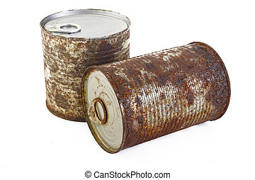 rust cans