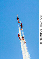 Canadian Forces Snowbirds - Hillsboro, Oregon - September...