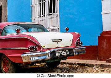 caribbean, cuba - cuba, caribbean, south america. classic...