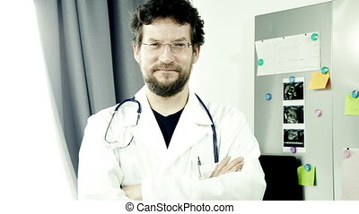 doctor two thumbs up - Cool doctor happy two thumbs up