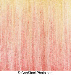 red yellow pastel abstract background