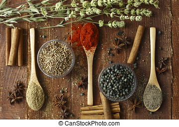 Spices - spices
