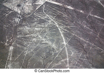 Nazca Lines are a series of ancient geoglyphs located in the...
