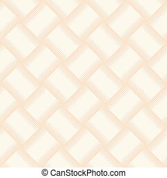 Wicker background - Yellow wicker texture used as seamless...