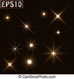 star light beams set