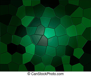 green reptile background - Abstract illustration of green...