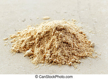 heap of maca powder
