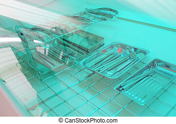 dental appliances - Sterilization of dental appliances
