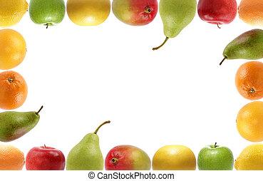 フルーツ, 背景
