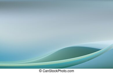 Pale blue sea background for relaxation and meditation with...