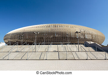 Cracow - Tauron Arena Krakow - CRACOW, POLAND - MARCH 17,...