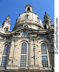 The Dresden architecture