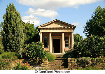 King William's Temple, Kew Gardens - King William's Temple...