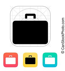 Case icon Vector illustration